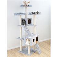 """VOSS.PET Kratzbaum """"Ollie"""" - Luxus XL Katzenkratzbaum"""
