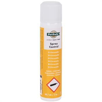 Nachfüllspray für PetSafe Antibell-Sprayhalsband, Citrus