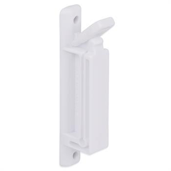 """50x Breitbandisolator bis 60 mm """"Haidkoppel"""" - weiss"""