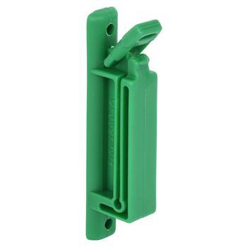 """50x Breitbandisolator bis 60mm """"Haidkoppel"""" - grün"""