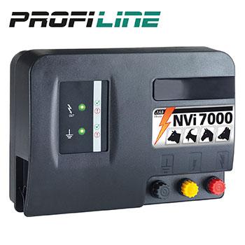 230V Netzgerät Weidezaungerät, NVi 7000