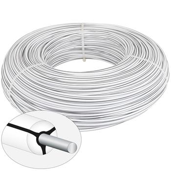 VOSS.farming MustangWire, Horsewire, 400m, weiß