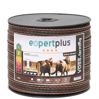 45586-VOSS.farming-expertplus-Weidezaunband-Elektroband-braun-orange.jpg