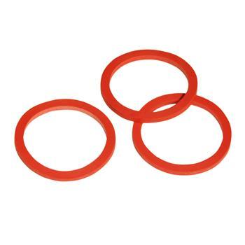 KERBL Dichtungsring für Schraubventil, rot, 3mm