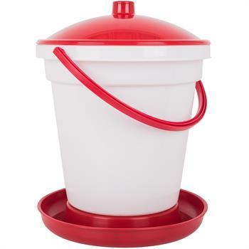Geflügeltränkeeimer 18 Liter, mit Tragebügel