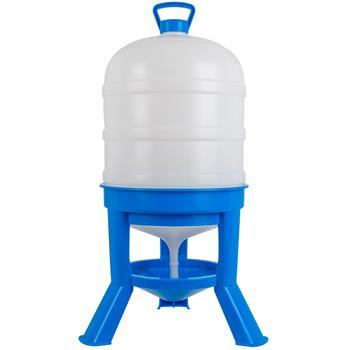 Siphon Geflügeltränke - extra große Tränke für Geflügel, 40 Liter