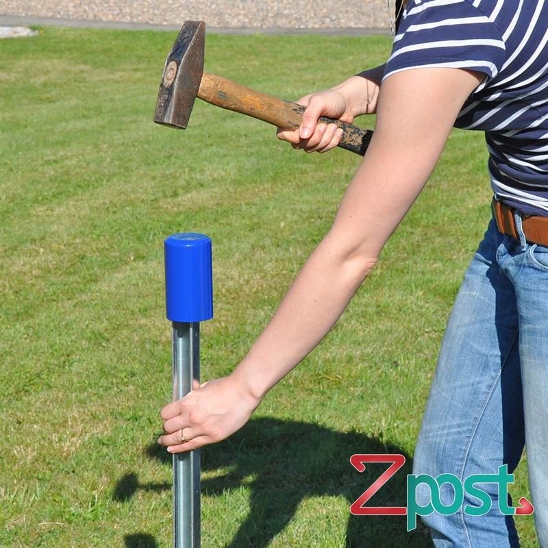 42220.4-ZPost-Z-Post-Einschlagen-mit-Einschlaghuelse-einfache-Monatage.jpg