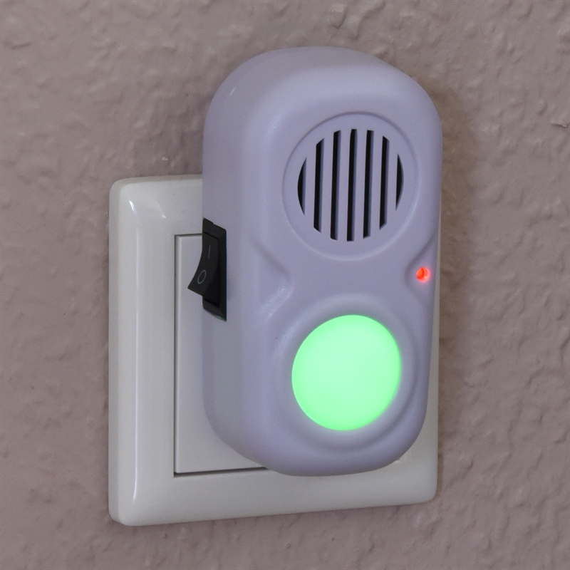 500 glow ultraschallvertreiber bis 60qm sch dlingsbek mpfung insektenschutz gegen. Black Bedroom Furniture Sets. Home Design Ideas
