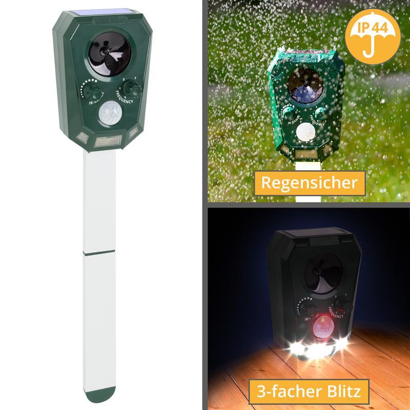 45024-3-voss-sonic-2200-ip44-spritzwasser-geschuetzt-starker-blitz-infrarot-bewegungsmelder-erdspies