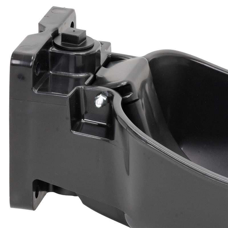 Kunststoff-Tränkebecken K50 mit Druckzunge - Selbsttränke für Pferde ...