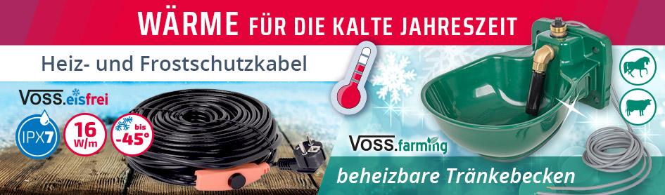 Winterartikel - Wärme für die kalte Jahreszeit