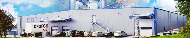 Logistikzentrum von weidezaun-shop.ch